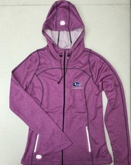 Ogio Full Zip Endurance Jacket Purple