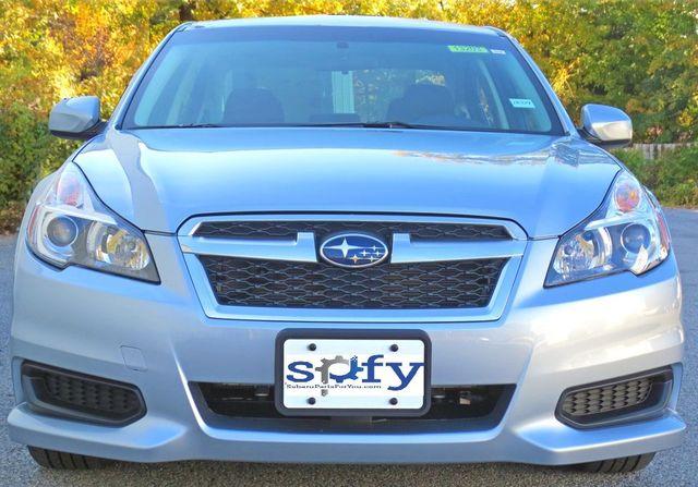 Mount for Front License Plate, 2013-2014 LEGACY - Custom (NESLS13FP)