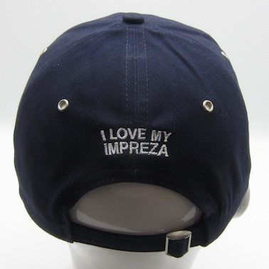 Love My Impreza Cap