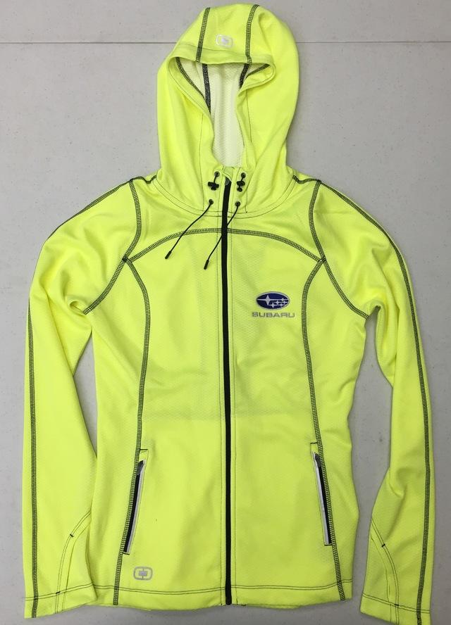 Ogio Full-Zip Endurance Jacket Yellow