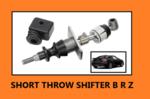 SHORT THROW SHIFTER / 2017-2020 BRZ - Subaru (C1010CA100)