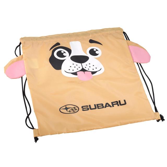 Puppy Dog Cinch Bag