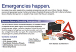 Roadside Emergency Kit - Subaru (SOA868V9511)