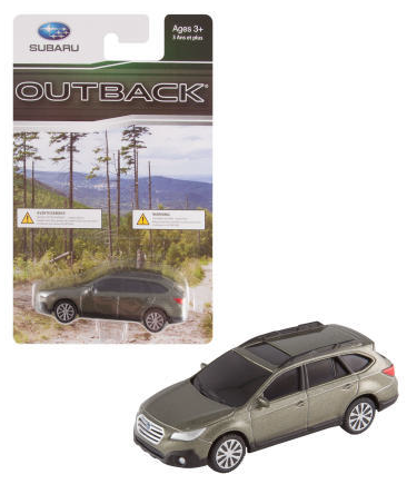 DIE CAST TOY CAR / OUTBACK [SOLD OUT!] - Custom (GEAR202822)