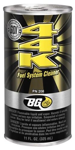 BG Fuel System Cleaner - Custom (208)