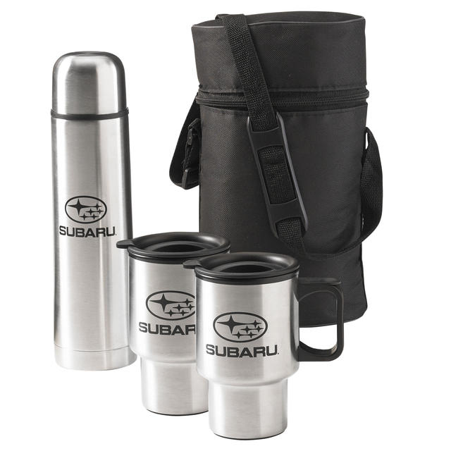 STAINLESS TRAVEL KIT