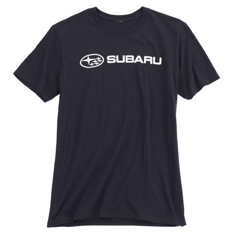 SUBARU TEE / BLACK - Custom (GEAR272189)