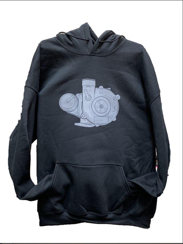 Turbo Hoodie (Custom made!) - Custom (TurboHoodie)