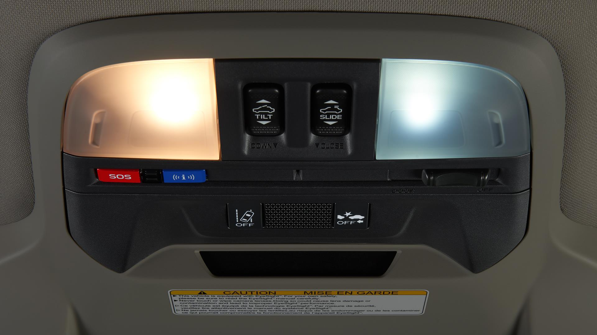 Led Upgrade-Map And Reading Lights / 4-Bulb Kit / Ascent