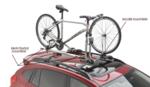 BIKE CARRIER / FORK-MOUNTED TYPE / WHEEL HOLDER PART [ ONLY ] - Subaru (SOA567B030)