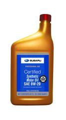 Synthetic 0W-20 Oil , Quart - Subaru (SOA427V1310)