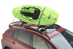 Kayak Carrier [Cross Bars Required, Clamps Included]