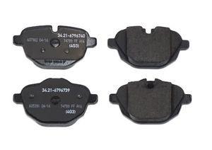 Disc Brake Pad Set - BMW (34-21-6-796-741)