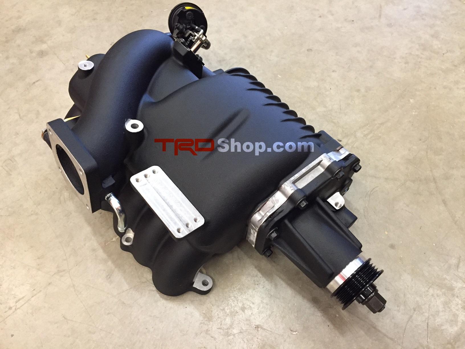 Magnuson Supercharger For 3 4l Toyota Tacoma 4runner Trdshop Com