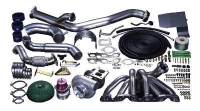 Turbo Upgrade Kit, HKS - Supra (1993-1998) - HKS (11003-AT001)