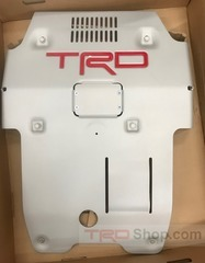 TRD PRO SKID PLATE - TACOMA 2016+ - Toyota (PTR60-35190)