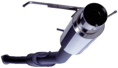 Catback Exhaust, APEXi N1 - Supra (1993-1998) - A'Pexi (161-KT01)