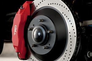 Brake Kit, Trd Logo, Trd High Performance - Toyota (ptr0900150)