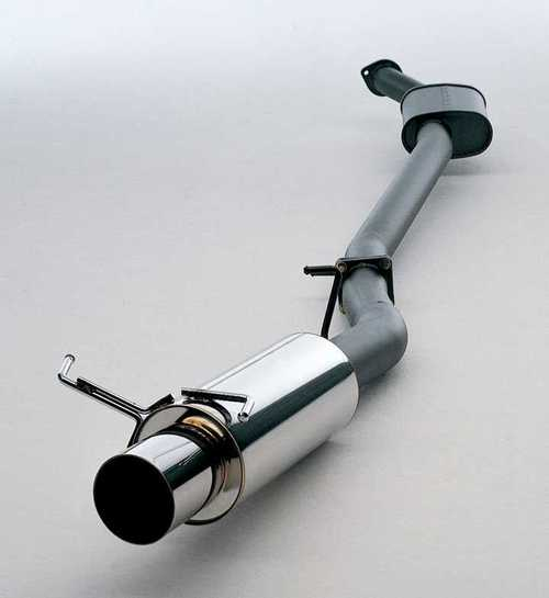Exhaust, HKS Hi-Power - Supra (1993-1998) - HKS (32003-AT009)