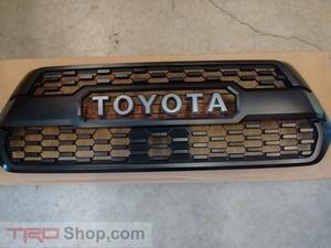 2018+ TRD Pro Grille Kit- Tacoma - Toyota (18TACOMAPRO)