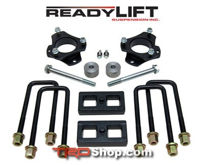 "Lift Kit, ReadyLIFT 2.75""-3"" SST - Tacoma w/o TRD Off Road Pkg (2005+) - ReadyLIFT Suspension (69-5055)"