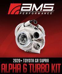 2020+ Toyota GR Supra AMS Alpha 6 Turbo Kit - AMS (AMS381400012)