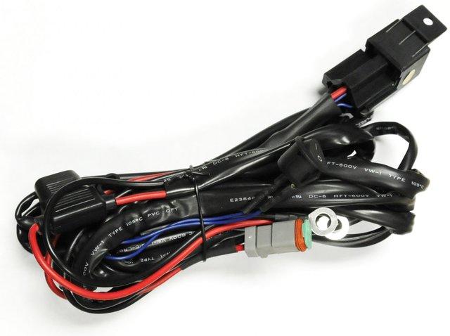 Universal Wiring Harness, T-Rex - T-Rex Grilles (639HAR1)