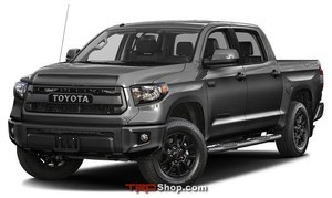 Grille, Tundra TRD Pro - Magnetic Gray (1G3) - Toyota (53100-0C260-B1)