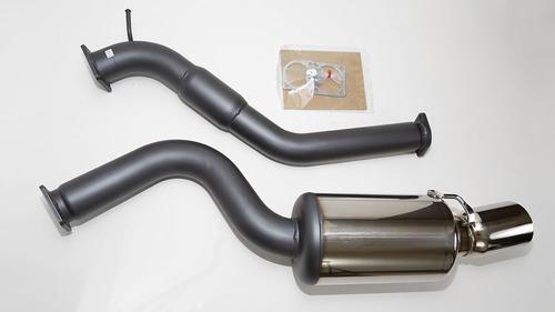Exhaust, HKS Drager - Supra (1993-1998) - HKS (LET-T17)