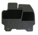 Floor Mat - Rubber Front - Early - Jaguar (C2S38989)