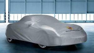 Car Cover Cayman - Outdoor - Porsche (987-044-000-04)