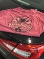 Harper Auto Square's Cars & Coffee 2018 T-Shirt by Label Industries (Red) - Porsche (C-C2018Red)