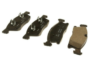 Front Disk Brake Pads - Mercedes-Benz (000-420-33-02)