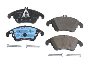 Front Disk Brake Pads - Mercedes-Benz (007-420-58-20)