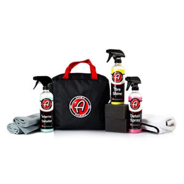 ***HOT DEAL***New Car Care Kit by Adam's Polishes® - Associated Accessories - GM (CARCAREKIT)