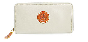 Women's Tri-Color Wallet - Mercedes-Benz (MHP-511)