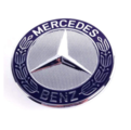 Hood Ornament - Mercedes-Benz (207-817-03-16)