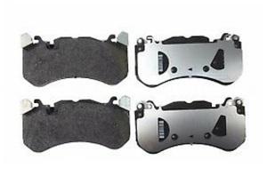 Front Disk Brake Pads - Mercedes-Benz (000-420-66-00)