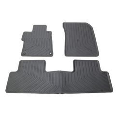 OEM NEW Front & Rear All Weather / Season Floor Mats Fits 2013-2015 Honda Civic - Honda (08P13TR0110B)