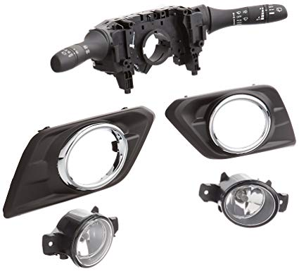 OEM NEW Front Right /& Left Fog Light Driving Lamp 14-16 Nissan Rogue 999F1G2000