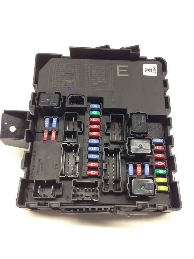 Genuine OEM Nissan IPDM - Nissan (284B6-ZE03B)