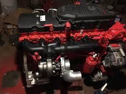 ** AT DEALER NET ** 2007 2500/3500 6.7 Cummins complete drop in engine - CUMMINS (R8310893AA)