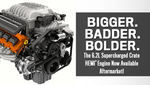 Complete Hellcat 6.2 Engine - Mopar (68303089aa)