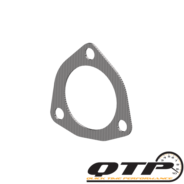 3.50 Inch 3 Bolt Exhaust Gasket Quick Time Performance - QuickTime (10350G-GKWF)