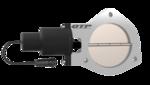4.00 Inch QTEC Electric Cutout Valve Quick Time Performance - QuickTime (QTEC40-GKWF)