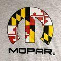 Mopar - Maryland Flag Logo - Custom (WDMarylandLogo)