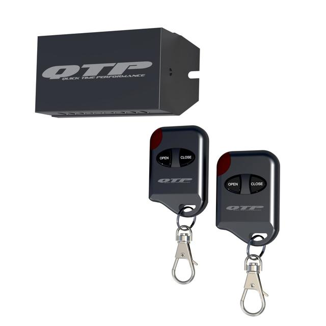 Wireless Adjustable Remote Controller For QTP Electric Exhaust Cutouts Quick Time Performance - QuickTime (10900-GKWF)