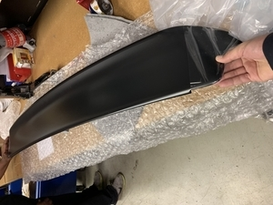 Spoiler-Rear - Mopar (6QW33RXFAD)