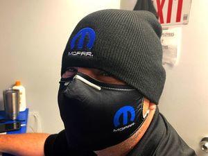 Mopar Face Masks w/ Disposable Filters - Mopar (MoparMask)