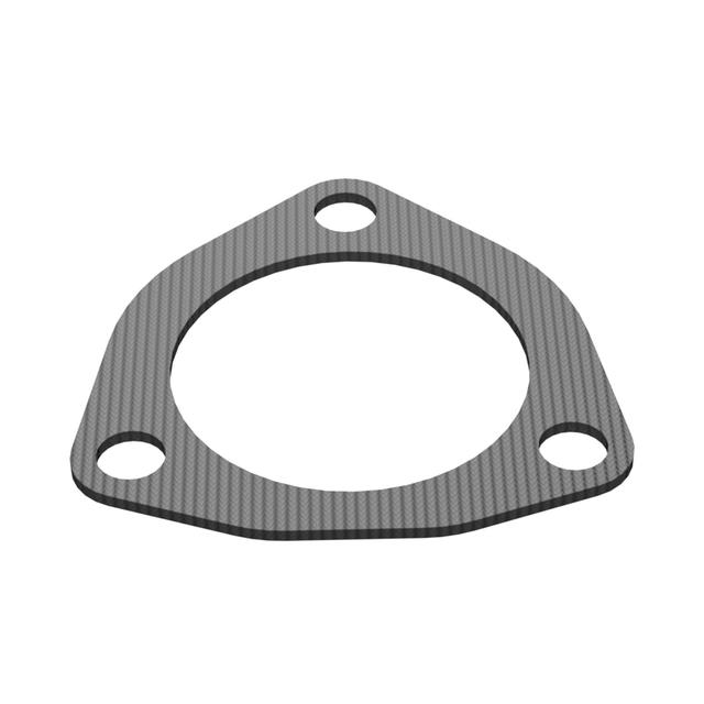 2.50 Inch 3 Bolt Exhaust Gasket Quick Time Performance - QuickTime (10250G-GKWF)